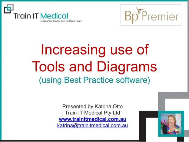 Increasing Use of Tools and Diagrams Using Bp Premier Online Course